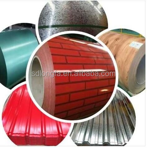 ppgi steel coil, rolled steel, wholesale building supplies from shandong