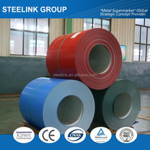 Prepainted Galvanized Steel Coil PPGI PPGLl Color Coated GI Steel Sheet In Coil