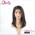 New style bob lace front wig tidy tips straight side part front lace wig
