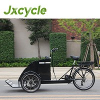 New concept inverted battery operated rickshaw