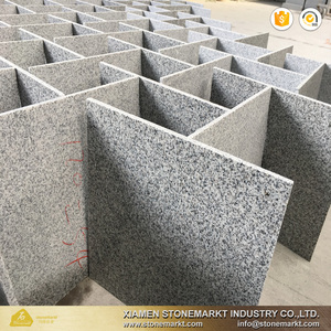 China split 1cm G603 granite floor tiles