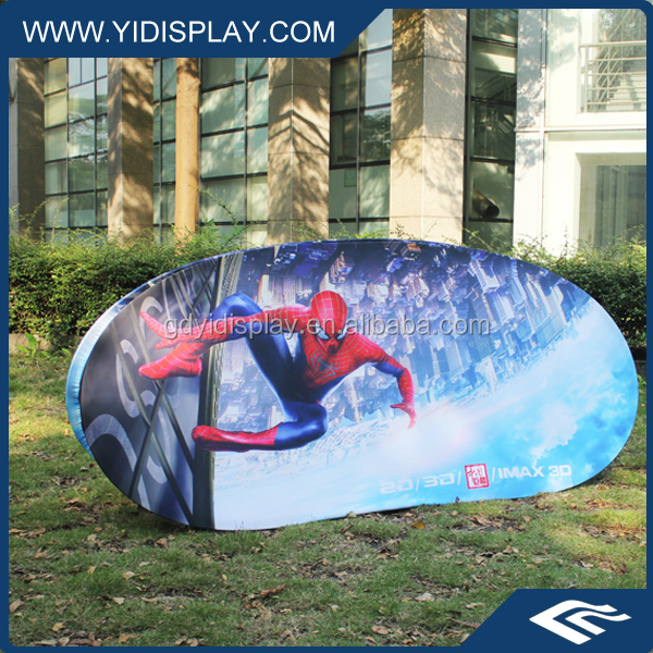 Free Design Durable Advertising A Frame Horizontal And Vertical Banner