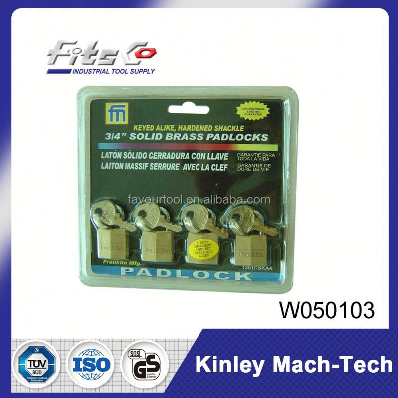 Factory Price Big Shackle Padlock