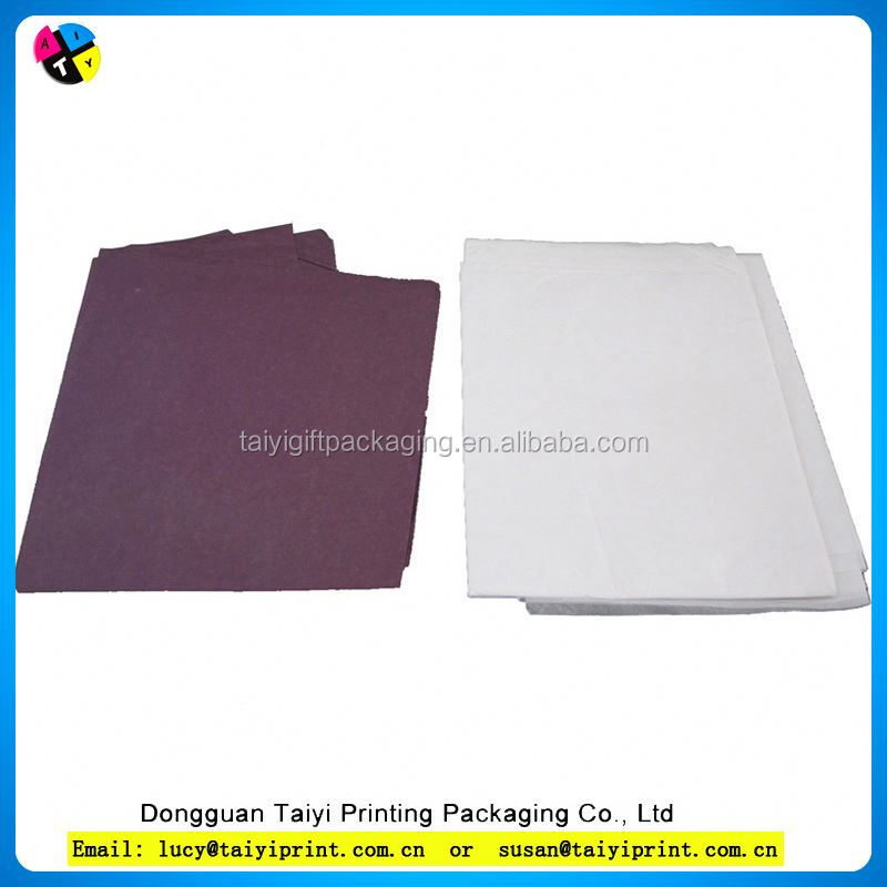 customized printed High quality hot sale tissue wrapping paper&gift wrap tissue paper&color tissue paper