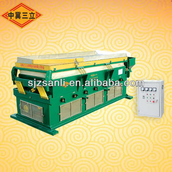 5XZ-5A mobile maize vegetable seed gravity separator