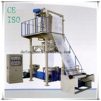 Automatic High Speed PE Plastic Blowing Film Machine