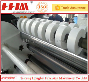 Nice quality plastic film slitting-separating machine