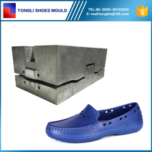 EVA Plastic Injection Cross Sandal Molding Maker for Man Flats Shoe Mould