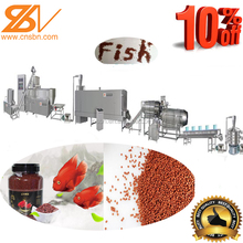 SBN Pellet Floating Fish Feed/Food Extruder/Making Machine/Equipment