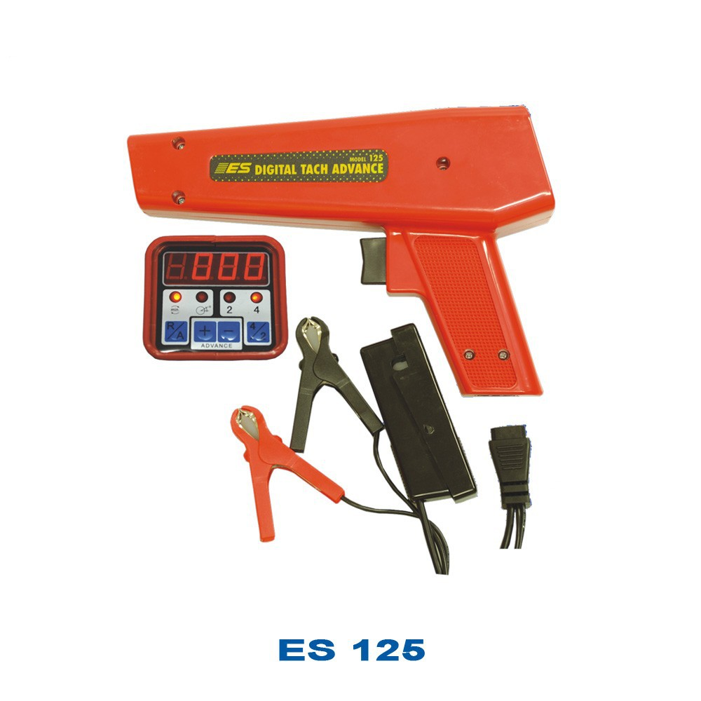 ES 125 Digital Tach/Advance Timing Light