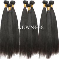 No chemical processed natural hair 7a grade virgin human hair extension