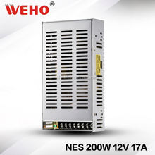 Good quality led power supplies power supply 12v 16.7a 200w nes power switch