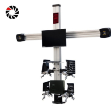 Excellent stability sunshine wheel alignment equipment price of machine precision