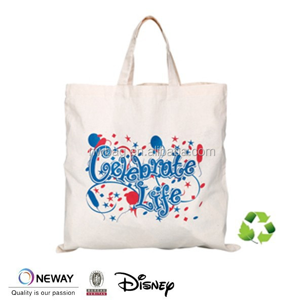 2015 Beautiful Convention tote, Cotton Tote,Promotion Tote