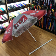 custom advertising beach sun umbrella