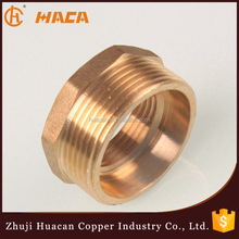 More Than 10 Years Production Experience Ring Threaded Brass Inserts Bushing