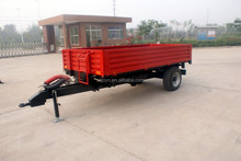 Farm truck trailer single axle trailers for sale