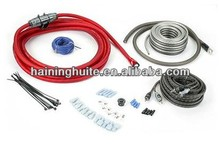 1500W Complete Amplifier/AMP Wiring Kit/RCA Cable