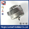 With 36 years experience Single foot unit bearing sale high speed evaporator motor