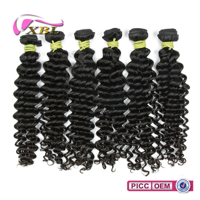 hot selling top quality grade 9a 100% unprocessed virgin hair