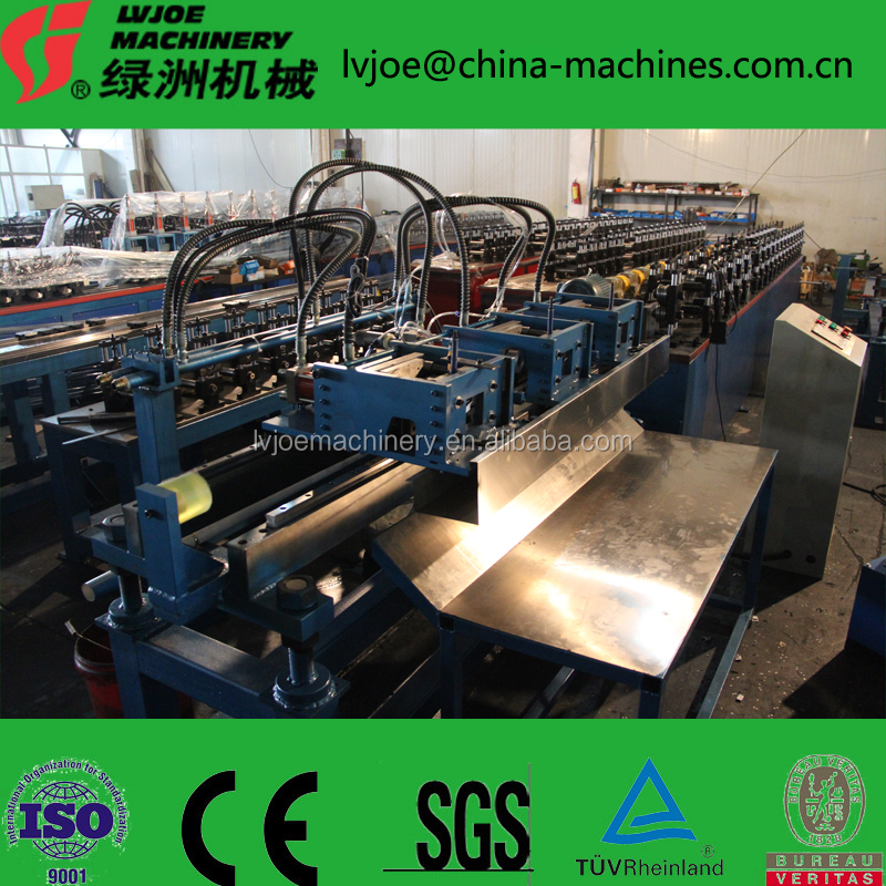 Light Steel Keel Roll Forming Machine Metal Stud Track Steel Guage Frame Ceiling Making Machine With C <strong>U</strong> W