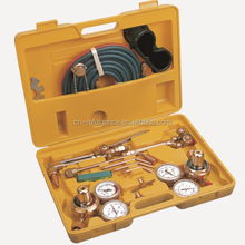 REFULGENCE WELDING AND CUTTING SET, HAND GAS CUTTING TORCH SET, WELDING AND CUTTING TORCH OUTFIT