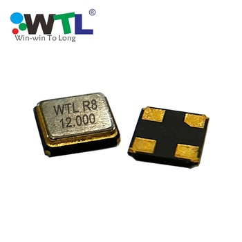 WTL Supply Xtal Oscillator 2.5x2.0mm 8pF 10ppm 2520 24MHz SMD Crystal
