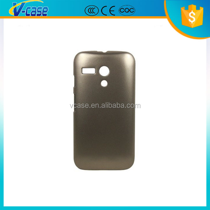 Back Case Hard Case Luxury Brushed Aluminum Phone Case Factory Price For Galaxy S4 for Motomo