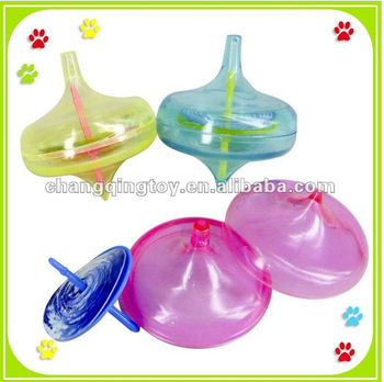 Promotional Plastic Spinning Top toy