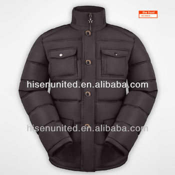 Mens Outwear / Men's Padding Insulation Jacket
