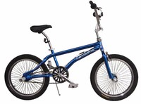 20 inch Hi-Ten BMX Freestyle Bike / bicicleta/ 20 inch V brake steel BMX freestyle bike with foot pegs