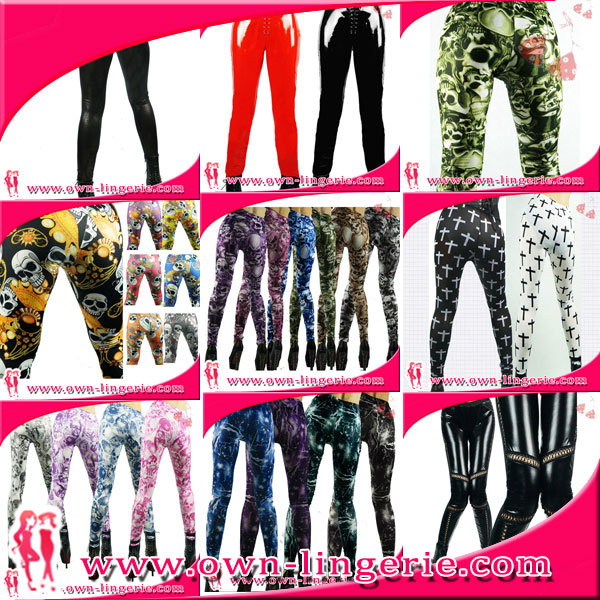 2014 New Design fashion cotton leggings