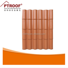 PVC synthetic wholesale tile in mexico roofing tile