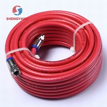 China manufacturer custom printing coaxial jump start network jumper cable