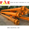 road construction machinery, Max depth customized kelly bar