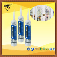 RTV Super Neutral No Corrode Transparent Kitchen Bathroom Waterproof Silicone Sealant