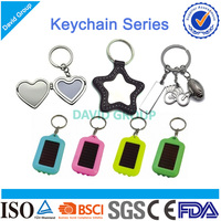 Top Supplier Wholesale Custom Promotional Metal Keychain&PVC Key Chain&LED Keychain