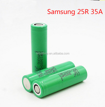 Samsung szn 18650 25R 2500mAh li-ion battery cells