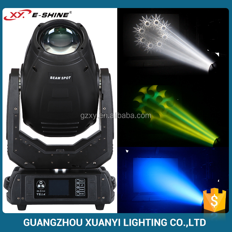 10R 3In1 Pointe Moving Head/Pointe Robe 280W Beam Spot