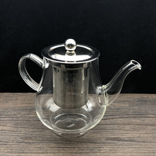 borosilicate glass tea set teapot arabic teapot