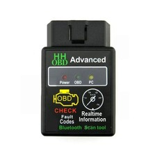 2017 HH ELM327 Advanced Bluetooth V2.1 OBD2 OBDII Diagnostic Scanner