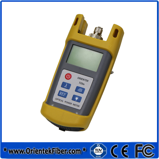 Orientek T25 Optical Fiber Monitoring / medidor de fibra optica /Optic Power Meter