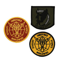 Cheap custom embroidery woven patches for custom jacket