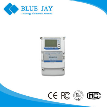 DTSD341-MB4M Three Phase Magnetic Field Detection Energy Meter 100V 220V 80A RS485 ACDC self adaption local remote cost control