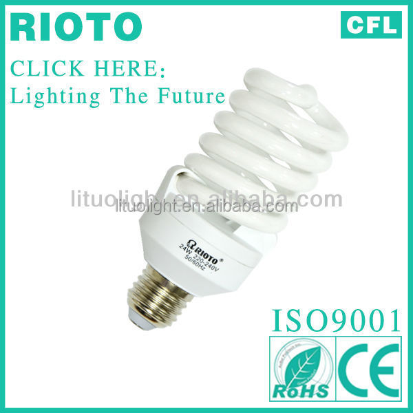 full spiral 32W fluorescent light,cfl bulb,bulbs