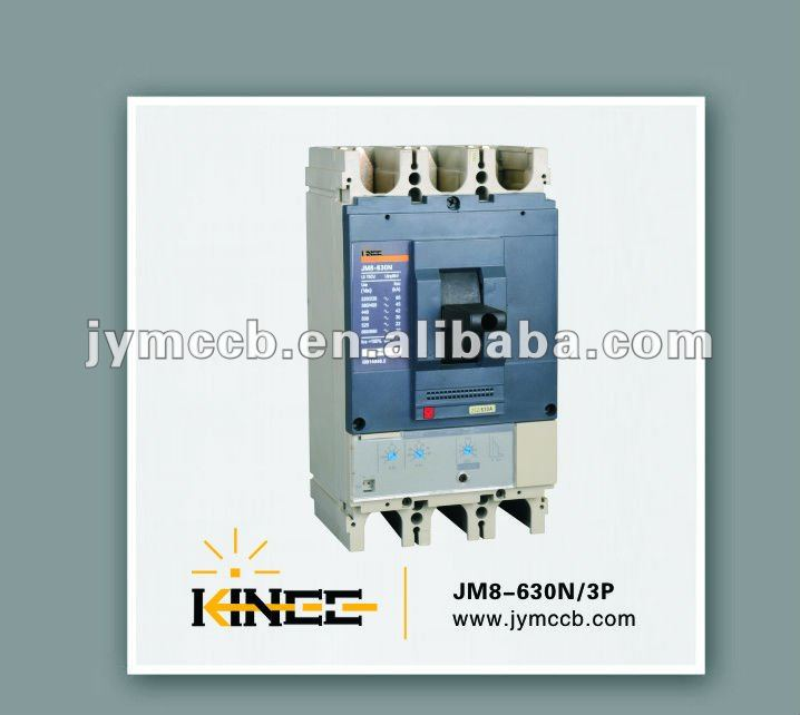 NS Merlin Gerin Electric Mould Case Circuit Breakers(MCCB)