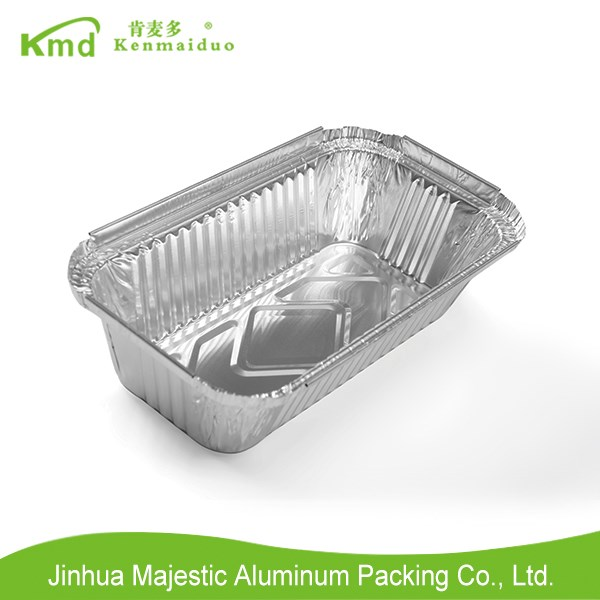 RFF200 650ML lb loaf Aluminum Foil Container for bakery
