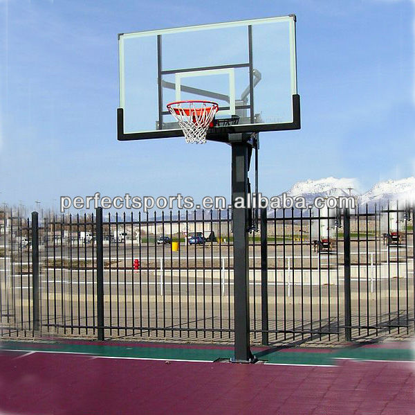 "Institutional Basketball Systems 54"" backboard"