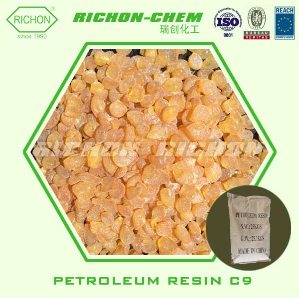 Alibaba China Best Selling Quality Products Raw Material 64742-16-1 or 68131-77-1 Rubber Other Additives Petroleum Resin C9
