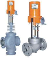 Liner Actuator Operated Modulating Control Valve